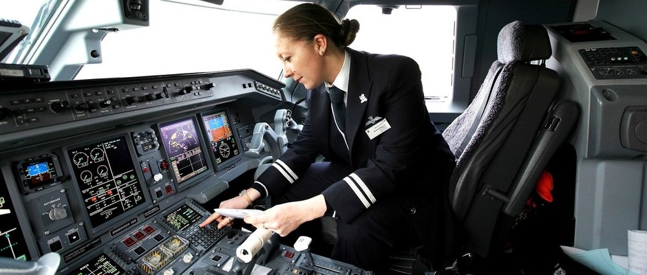 RECRUITMENT DRIVE FOR NEW PILOTS