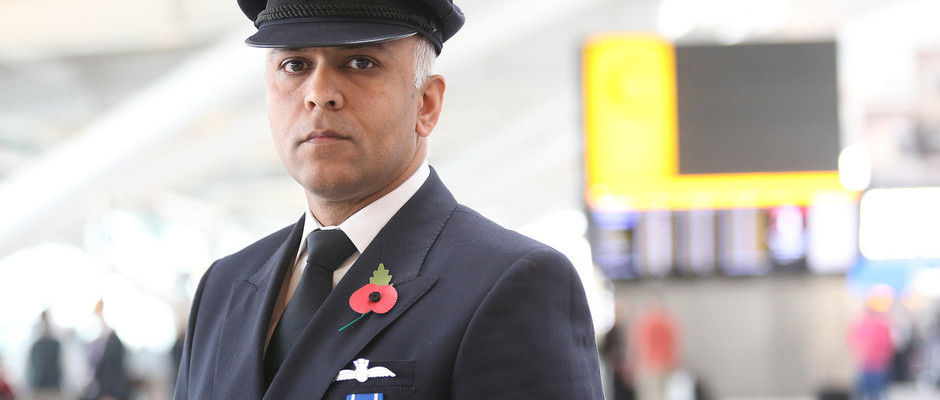 BRITISH AIRWAYS SALUTES ARMED FORCES WITH FLIGHT DISCOUNTS