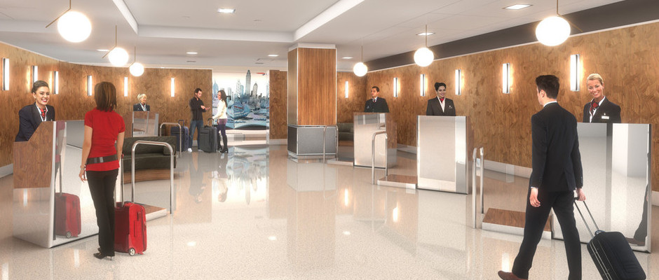 NEW LOOK, NEW YORK: BRITISH AIRWAYS UNVEILS PLANS FOR JFK TERMINAL 7