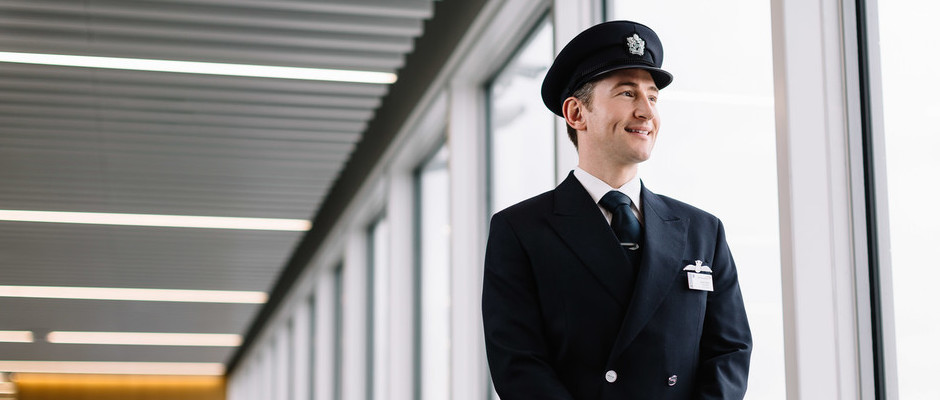 NEW PILOT RECRUITMENT CAMPAIGN TAKES OFF